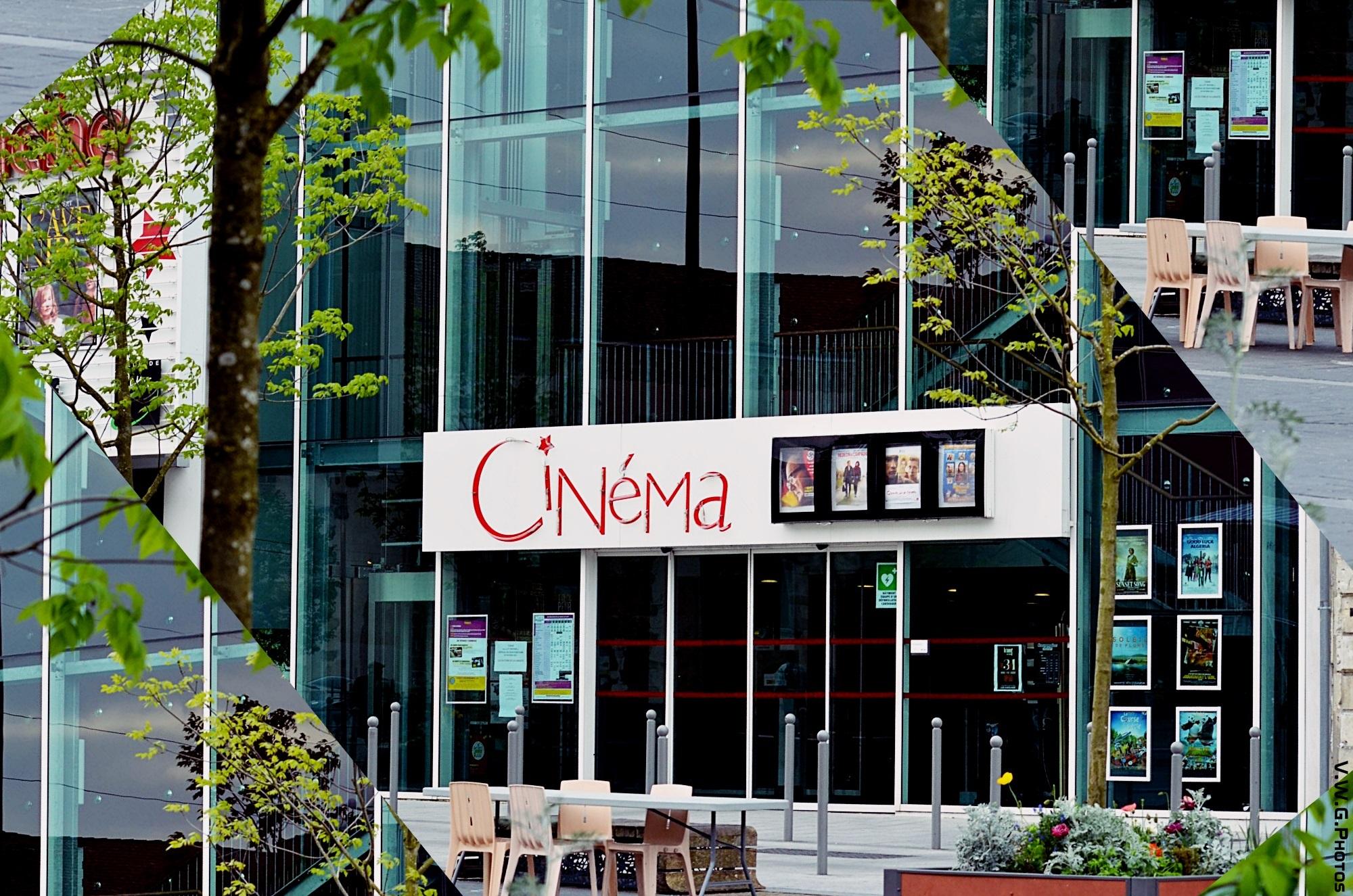 Un cinéma d'art et essais à Pessac Village