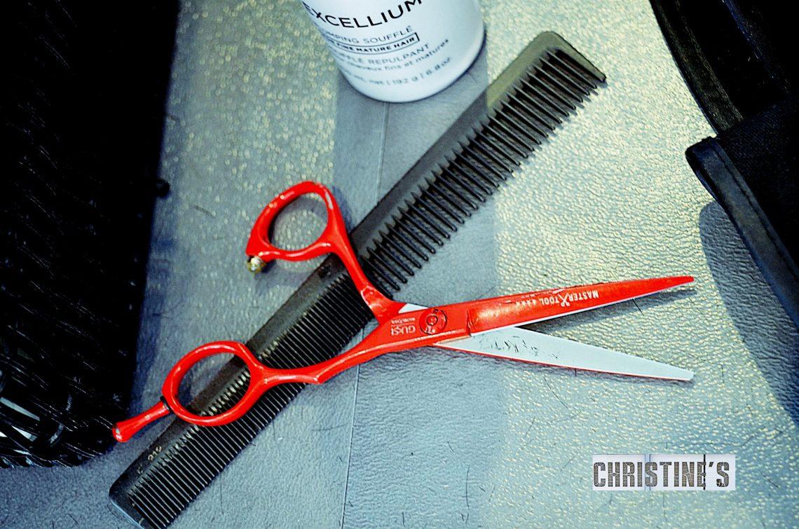 Christine's salon de coiffure à Pessac