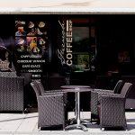French Coffee shop à Pessac Village