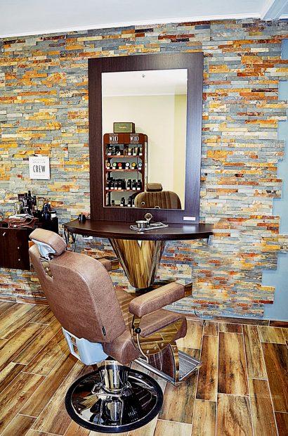 Omasculin, salon de coiffure homme à Pessac centre
