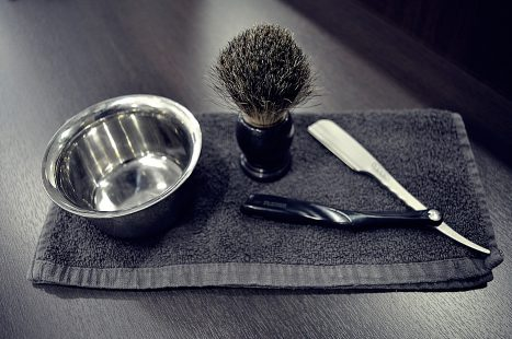 Barbier à Pessac village