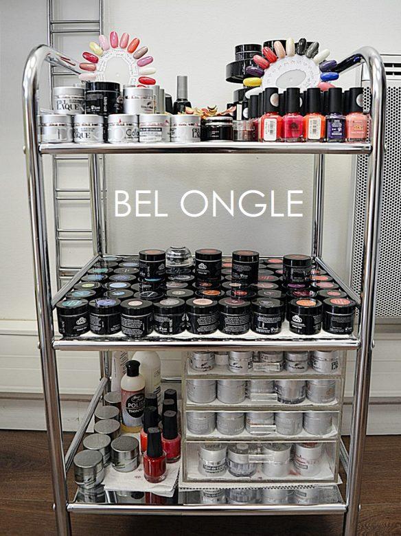Produits de beauté Bel Ongle