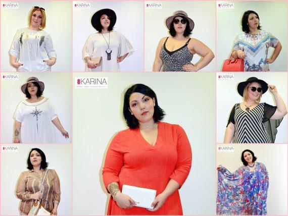 Boutique Karina Pessac centre Habillement femme grande taille